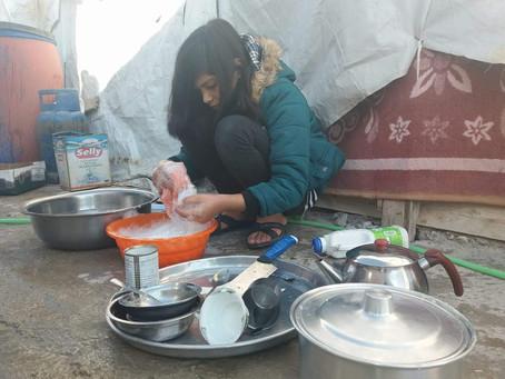 Stories of young Yazidi woman by Khalaf