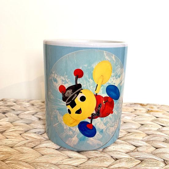 Captain Buzzy Bee Mug