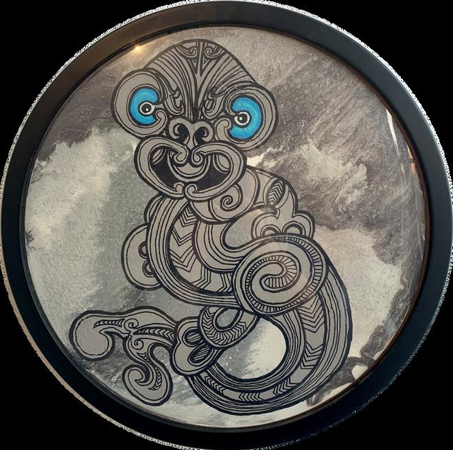 Grey taniwha