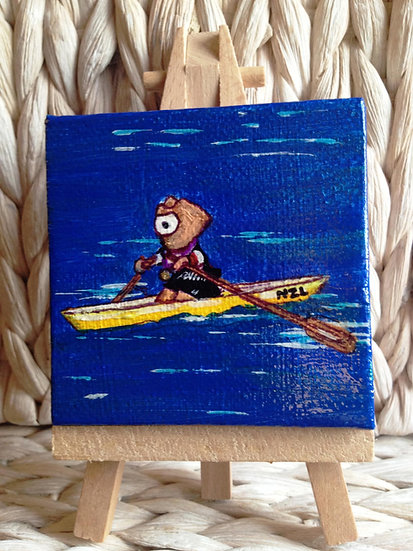 Wenlock Olympic Mascot UK 2012 - Mahy Drysdale