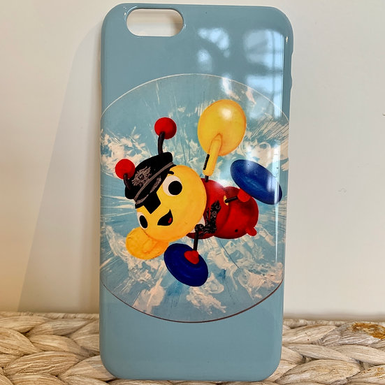 iPhone 6 phone cover - Captain Buzzy Bee