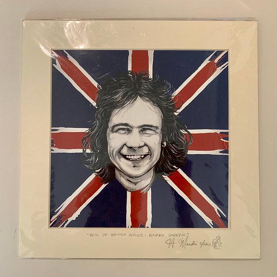 Barry Sheene Best of British