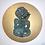 Thumbnail: Hei Tiki Paranihi on gold 30cm
