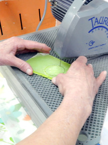Sawing Acrylite