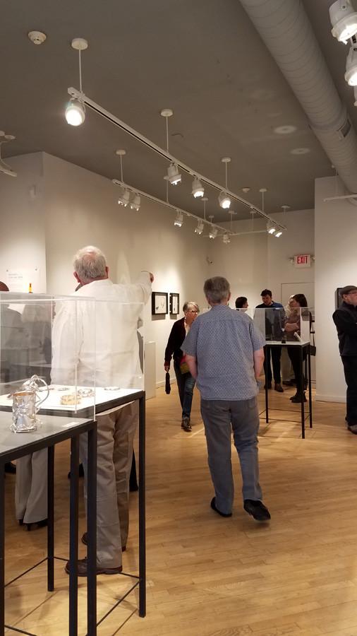 Craft Alliance Gallery Show - Opening Night