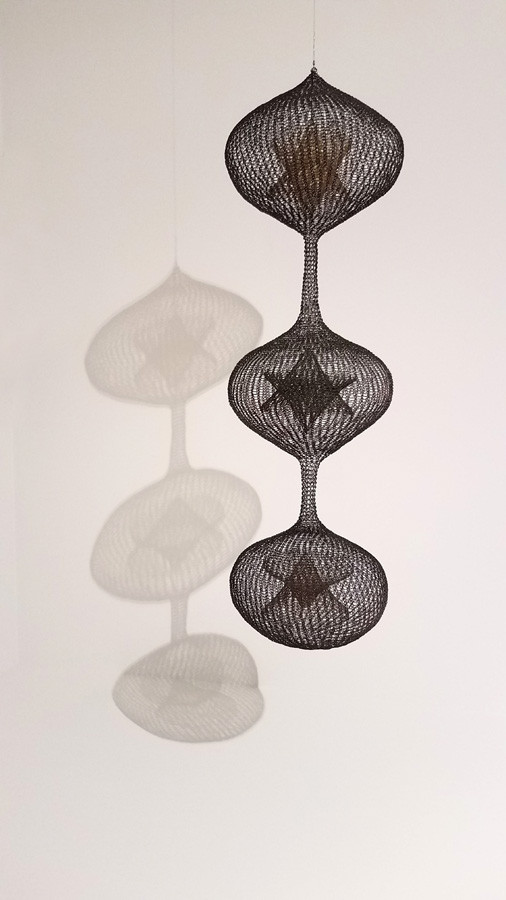 Hanging Sculpture and Shadow