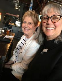Cathy Craddock & Deborrah Daher