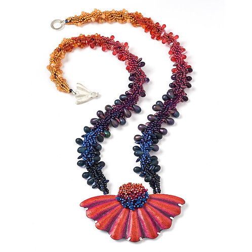 Sunset Romance Necklace