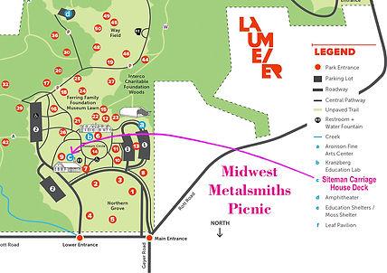 Laumeier+Site+Map