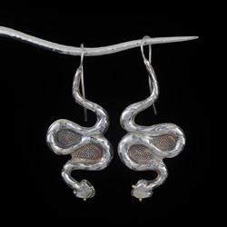 Flynn-Serpent Earrings