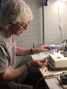 Nick Barnes Working