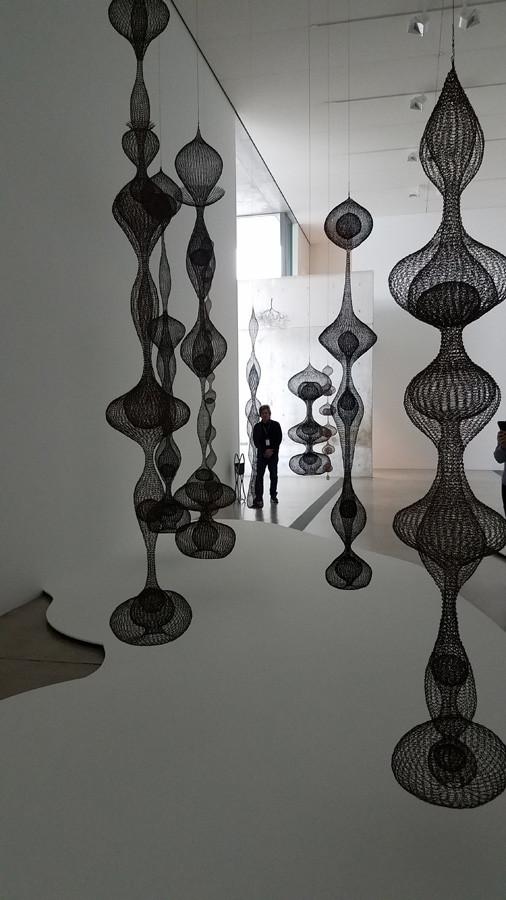 Gallery of Hanging Sculptures