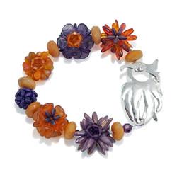 Evening Garden Bracelet