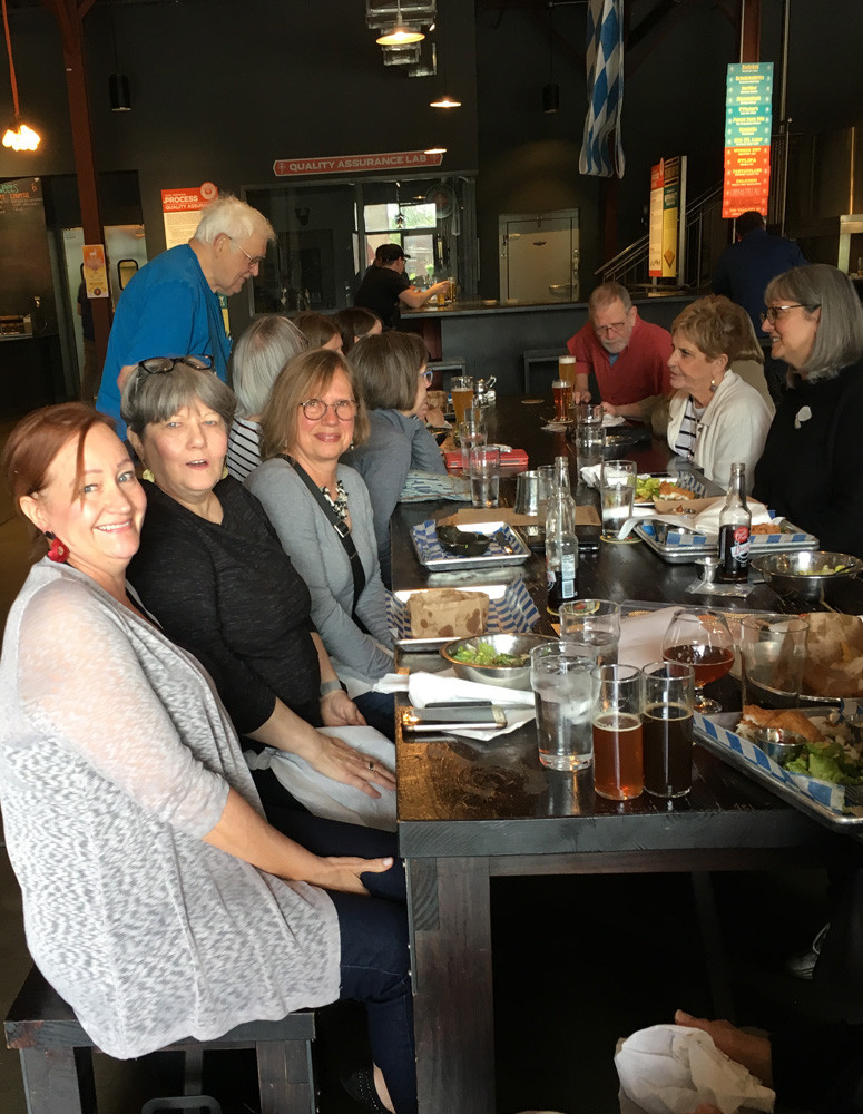 Long Table of MM Members