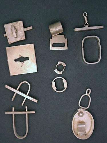 Clasp Samples Open
