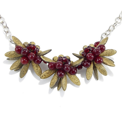 Jolly Holly Necklace