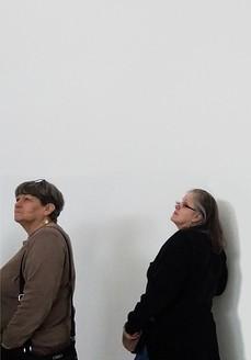 Linda & Rosemary Observingjpg
