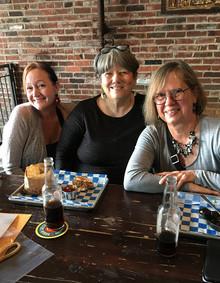 Wendy Seigal McCoy, Linda Lankford, & Susan Kendig