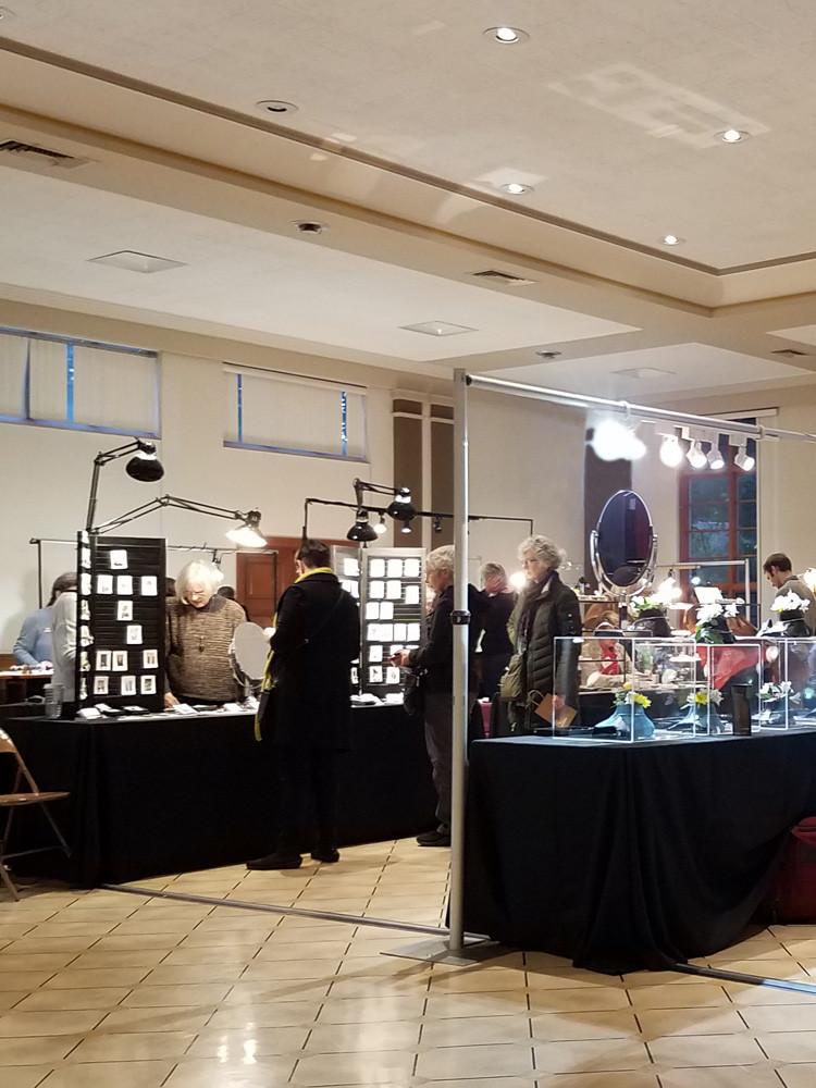Midwest Metalsmiths Art Show Venue