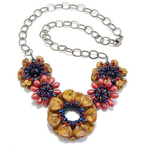 Precious Petals Necklace