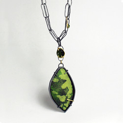 Walk In The Forest Necklace
