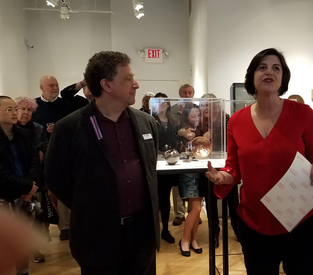 Don Friedlich & Stefanie Kirkland speaki