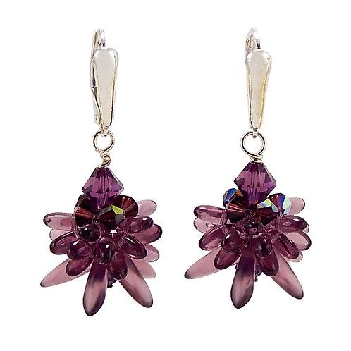 Royal Spectrum Earrings