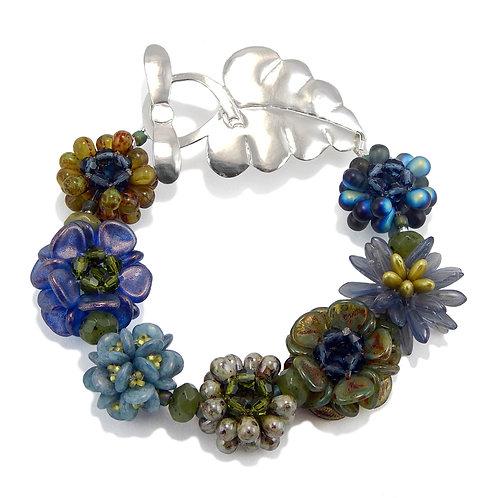 Alpine Flora Bracelet