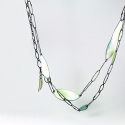 Spring Storms Necklace