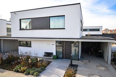 Moderne Wohnhaus in Herzogenaurach