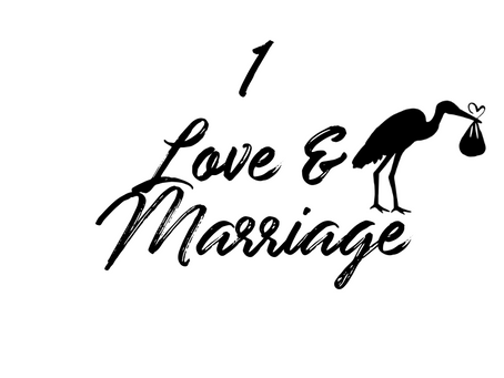Love & Marriage (The Pregnancy Test | Chapter One)