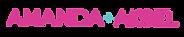Amanda Aksel Logo Pink-Teal.png