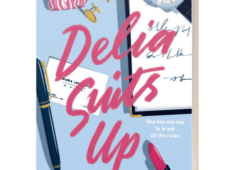 Delia Suits Up   Chapter One