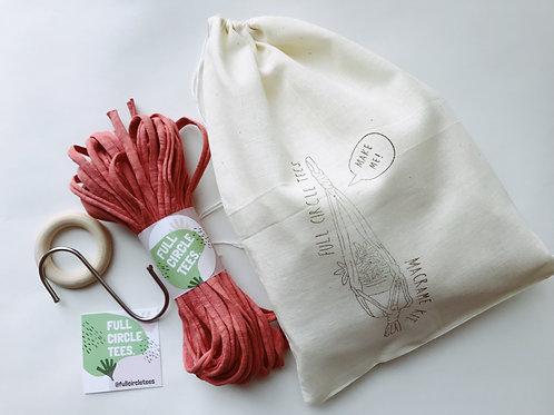 BEGINNERS MACRAME KIT | Plant Hanger