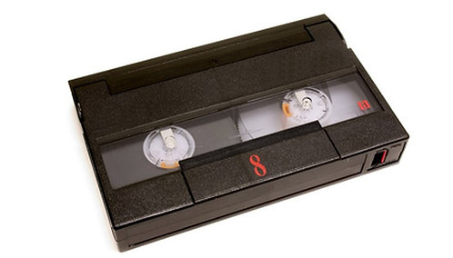 8mm Video tape conversion