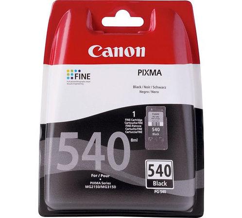 Canon PG-540 black ink cartridge