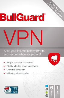 BullGuard VPN From TDR Computers
