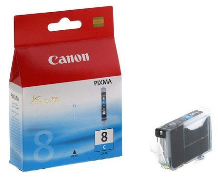 Canon CLi 8C Cyan ink Cartridge (CLI-8C)
