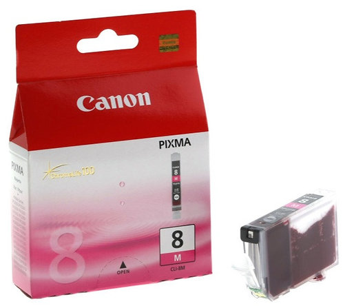 Canon CLi 8M Magenta ink cartridge (CLI-8M)