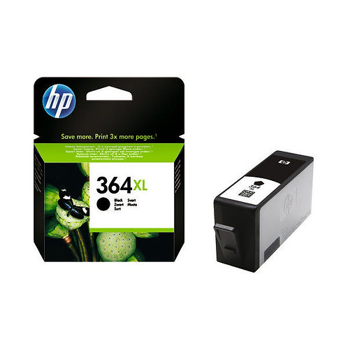 High Capacity HP 364 XL Black Ink Cartridge (CN684EE)