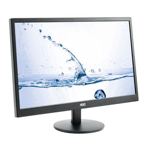 "AOC 23.6"" LED Monitor (M2470SWH) 1920 x 1080 5m"