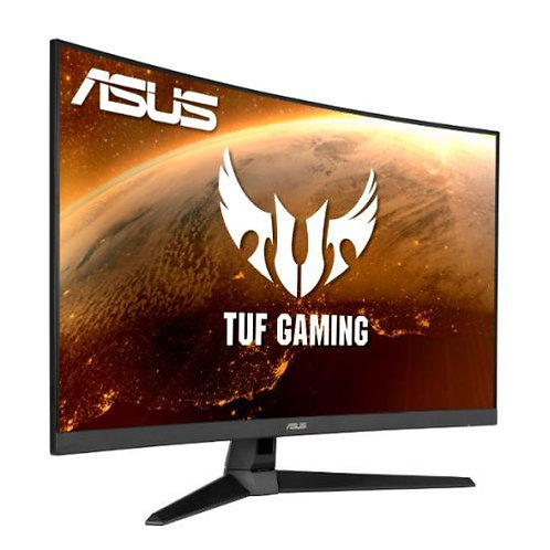 "Asus 27"" TUF WQHD Curved Gaming Monitor (VG27WQ1B"