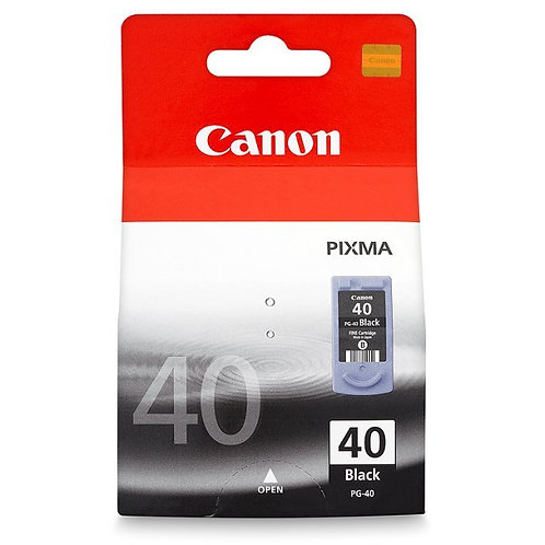 Canon PG-40 Ink Cartridge (PG-40)