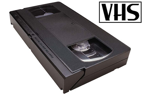 VHS Video tape conversion