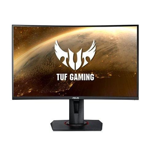 """Asus 27"""" TUF Gaming WQHD Curved Gaming Monitor (V"""