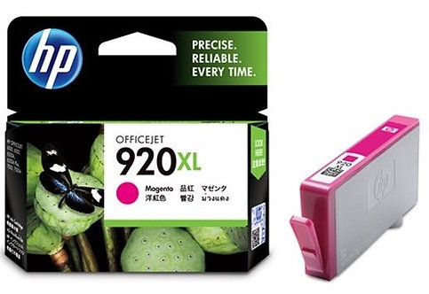 High Capacity HP 920XL Magenta ink Cartridge (CD973AE)