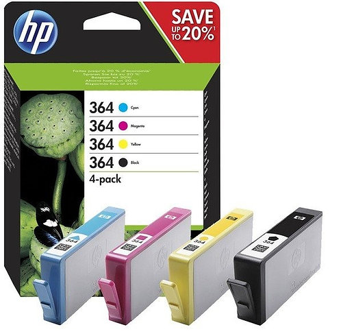 HP 364 Colour Multipack (N9J73AE)