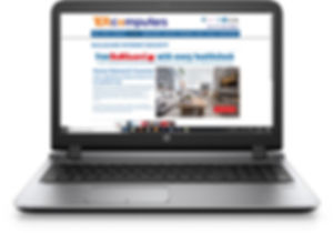Refurbishe laptops from £99 fro TDR Computers maldon