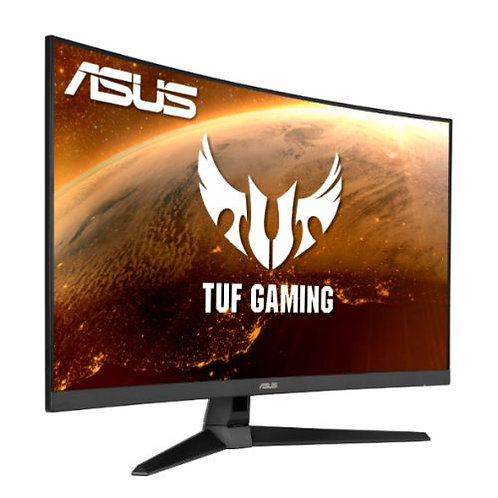 "Asus 32"" TUF WQHD Curved Gaming Monitor (VG32VQ1B"