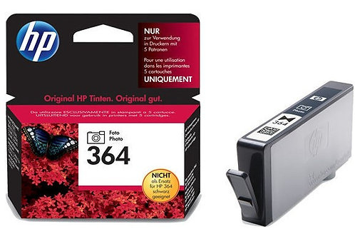 HP 364 Ink Cartridges Photo Black (CB317EE)